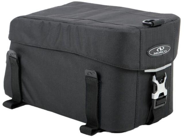 Norco Milton Gepäckträgertasche schwarz